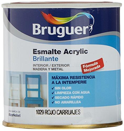 Esmalte Antioxidante Rojo Marca Bruguer