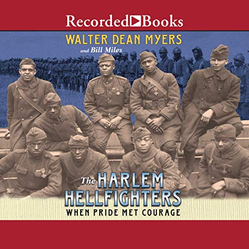 The Harlem Hellfighters audiobook cover art