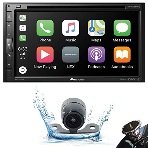 Pioneer AVH-2500NEX Double DIN in-Dash DVD/CD Car Stereo Receiver with Built-in Android Auto and Apple CarPlay