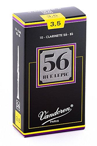 バンドーレン『56 rue Lepic B♭ clarinet reeds(CR5035)』