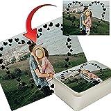 Rompecabezas personalizado 6, 12, 24, 48, 88, A4-120, 540, A2-768 piezas a todo color impreso grande foto regalo con lata de metal (sí, 300)