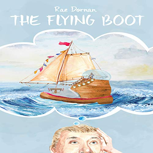 The Flying Boot audiobook cover art