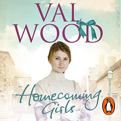 Homecoming Girls audiobook cover art
