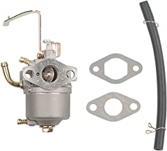 HIFROM Carburetor Carb with Gasket for Watts 2hp 63cc 60338 66619 69381 Harbor Freight Chicago Electric Storm CAT 700 800 900 Generator