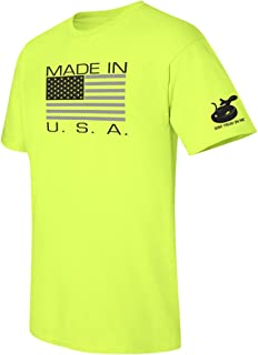hi vis clothing made in usa