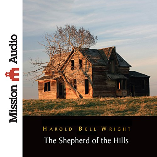 The Shepherd of The Hills audiobook cover art
