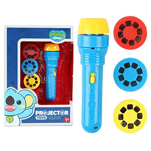 Kinder Projektor Taschenlampe Kleinkind Schlafenszeit Nachtlicht Geschichte Pädagogisches Lernspielzeug, Pädagogisches Lernen Schlafenszeit Nachtlicht
