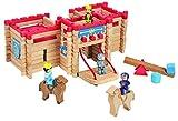 Jeujura - 8027- Jeux de Construction-Le Château Fort - 155 Pieces