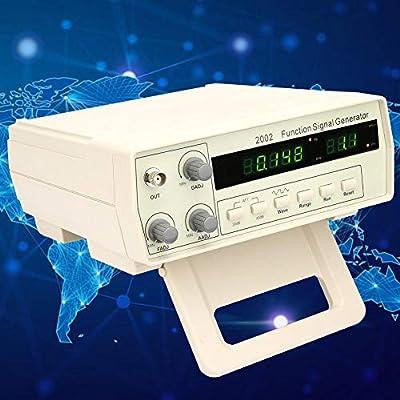 Cosiki Desktop Signal Generator 0.2Hz~2MHz 100-240V,Multi-Functional