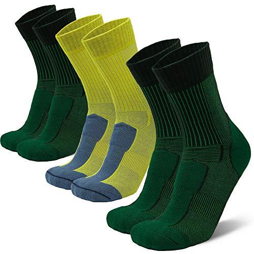 Chaussettes De Sport Tennis Chaussettes wandersocken Chaussettes De Travail Chaussettes 6 Paires de Chaussettes KO ®