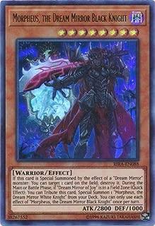 Morpheus, the Dream Mirror Black Knight - RIRA-EN088 - Ultra Rare - Unlimited Edition