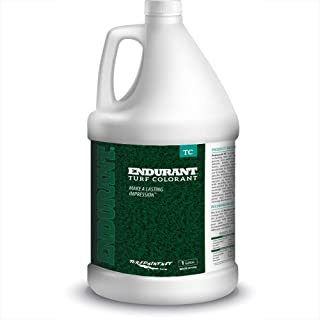 Endurant Turf Colorant – 1 Gallon Jug Revitalizes Approximately 5,000 Sq. Ft of Dormant, Drought-Stricken or Patchy Lawn