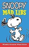 Snoopy Mad Libs (Peanuts)
