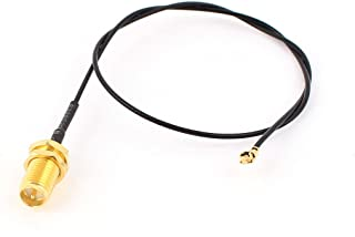 Aexit RF1.13 (Terminal, connector) IPEX 1 to RP-SMA-K Antenna WiFi Pigtail (22ry142qf352) Cable 30cm