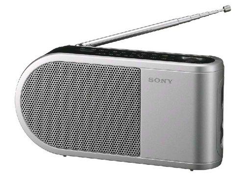 Sony Icf-304 Am/fm Analog Portable Table Radio