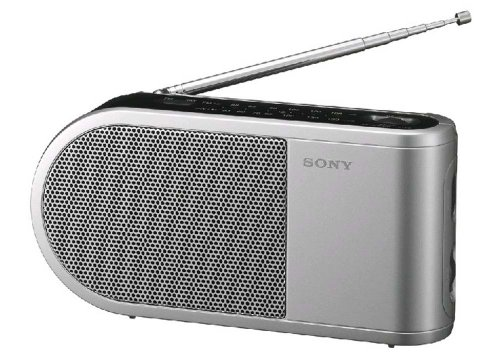 Sony Icf-304 Am/fm Analog Portable Table Radio