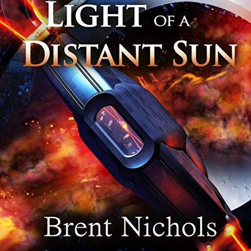 Light of a Distant Sun audiobook cover art