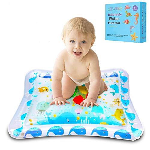 Wassermatte Baby Wasserspielmatte Baby Aufblasbare Spielmatten Aufblasbare Baby Wassergefüllte Spielmatte...