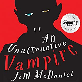 An Unattractive Vampire cover art