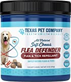 Best Flea Pills - Texas Pet Company Flea Defender All Natural Flea Review