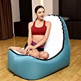 BEAUTRIP Grab a Comfy Seat Outdoor Inflatable Lounge Chair – Incredible Ergonomic Design Air Lounger Sofa – Ideal Picnic/Camping/Beach Chairs, Air Hammocks – Hangout and Enjoy Great Outdoors