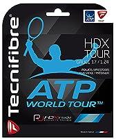 テクニファイバー(Tecnifibre) テニス ストリングス HDX TOUR 1.24mm ナチュラル(NA) TFG707