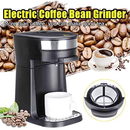 Amazing Deal HRRH Small Drip American Coffee Machine, 750W 220V Electric Coffee Maker Mini Espresso ...