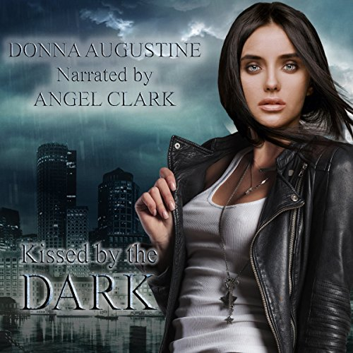 Kissed by the Dark audiobook cover art