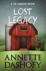Lost Legacy (Zoe Chambers Mystery Series Book 2)