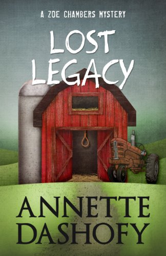 Lost Legacy by Dashofy, Annette ebook deal