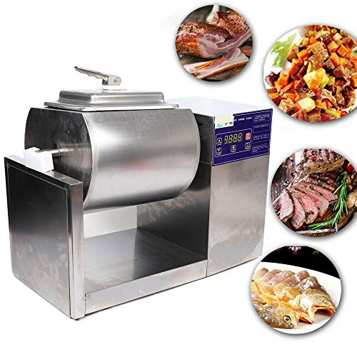 Check Out This 18L Electric Vacuum Food Marinator Tumbling tumbler Pickling processor Machine US War...