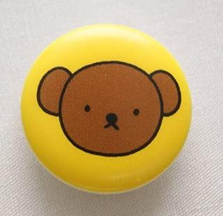 ブルーナ ボタン ポリス 20ミリ