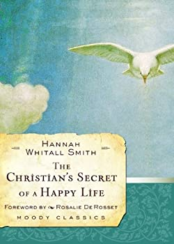 Paperback The Christian's Secret of a Happy Life Book