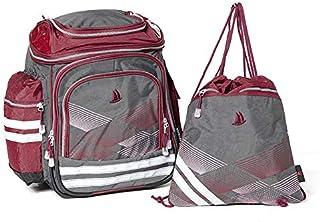 Magellan School Backpack For Kids, Red