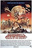 Barbarella – Jane Fonda – US Imported Wall Movie Poster