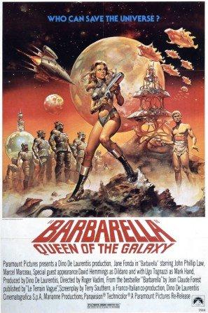 Barbarella – Jane Fonda – U.S Imported Wall Movie Poster Print - 43cm x 61cm / 17 Inches x 24 Inches A2