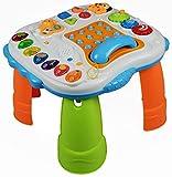 Best For Kids Spieltisch Babyspieltisch Aktivitäten Lerntisch inklusive Klavier mit Spielmelodie