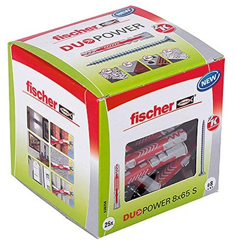 Fischerwerke GmbH & Co. Kg -  fischer Duopower 8 x