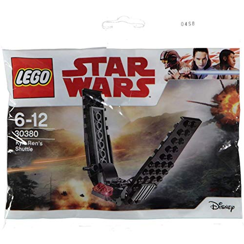 LEGO, Star Wars, Kylo Ren's Shuttle (30380) Bagged