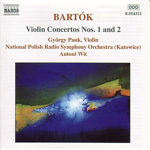 Violinkonzerte 1 und 2