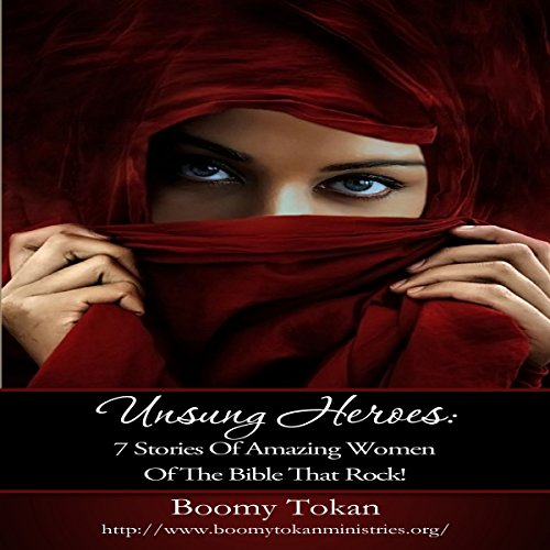 Unsung Heroes audiobook cover art
