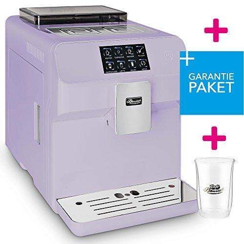 ☆ONE TOUCH☆ 50€ sparen✔ Kaffeevollautomat + RundumSorglosPaket (Garantiepaket)✔ 1 Thermoglas Gratis✔ CAFE BONITAS✔ KingStar Berry✔ Touchscreen✔ Timer✔ 19 Bar✔ Kaffeeautomat✔ Latte Macchiato✔ Kaffee✔ Espresso✔ Cappuccino✔ heißes Wasser✔ Milchschaum✔