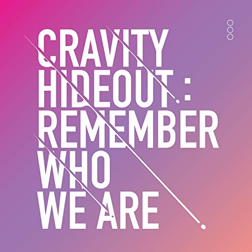 [album]CRAVITY Season1 Hideout:Remember Who We Are – CRAVITY[FLAC + MP3]
