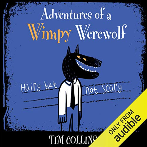 Adventures of a Wimpy Werewolf cover art