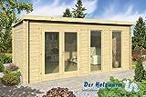 40 mm Gartenhaus Annabel ca. 500x400 cm