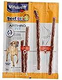 Vita Fuerza Beef Sticks Arthro Fit–Perros Snack–48G