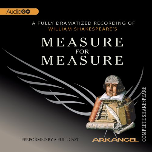 Measure for Measure: The Arkangel Shakespeare cover art