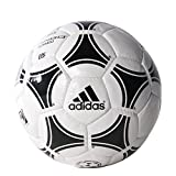 adidas Performance Tango Rosario Soccer Ball, White/Black/Black, Size 5