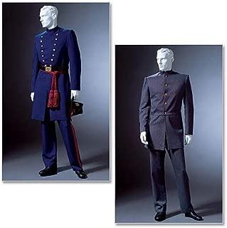 revolutionary war uniform patterns