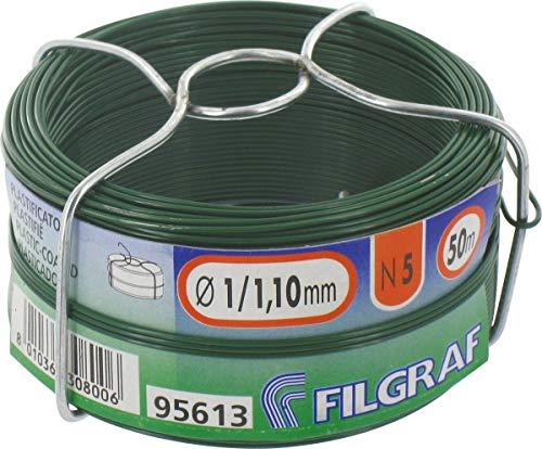 Bobinot plastique - Diamètre 1,4 mm - Vert